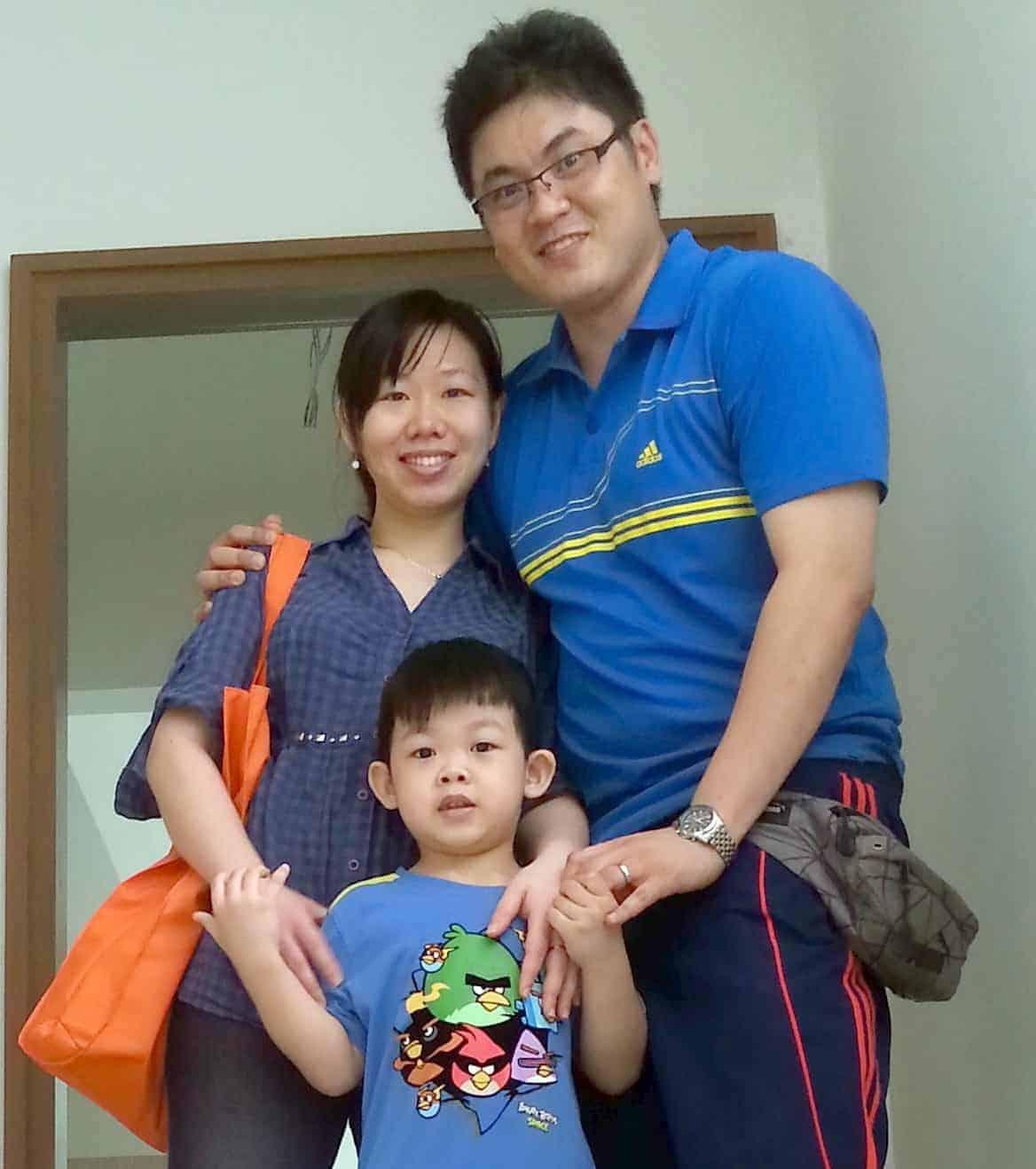 Samuel Wong, 31 & Dr Stephanie Tan, 27 (Johor Bahru)