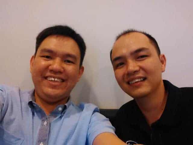 John Paul Wang SS, 33 (Kulim, Kedah)