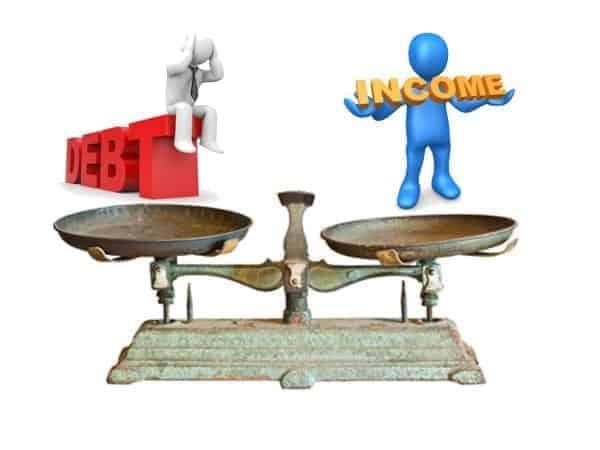 dsr debt servicing ratio property investment