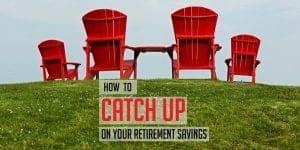 retirement catch up