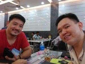 Brandon Loh, 38 (KL)