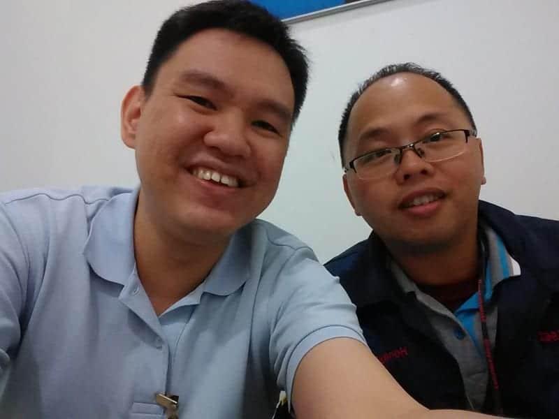 Francis Ong, 40 (Penang)