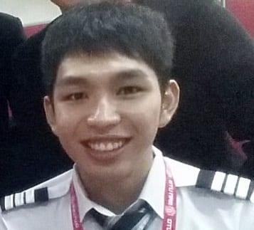 Captain Sum Wei Lymm, 28 (Penang)