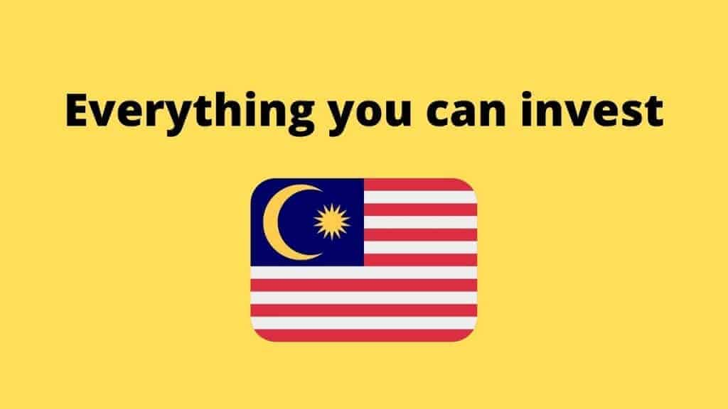 investment options in malaysia